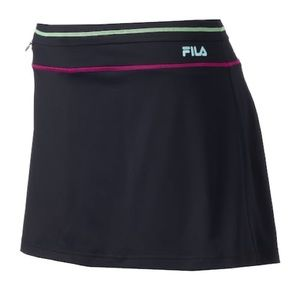 Fila Sport | Pop Stitch Skort in Black